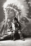 Indian Proverb Little Boy Chief - Maxi Paper Poster