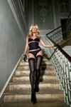 Kate Moss - Stairs - Maxi Paper Poster