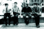 Joy Division Sitting Manchester 1979 Maxi poster