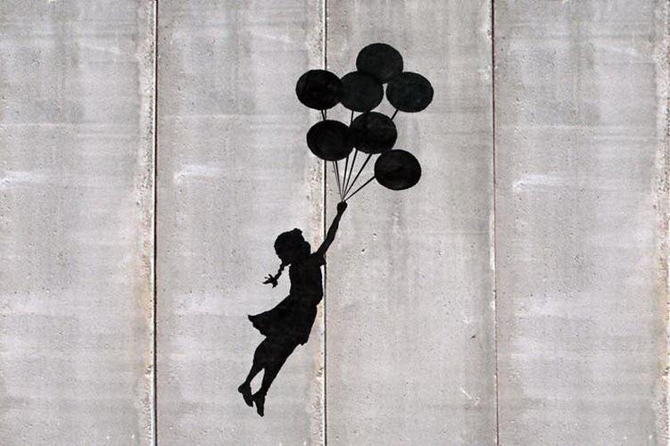 Street Art D Painting