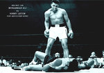 Muhammad Ali Vs Sonny Liston - Raw Talent Mini A2 Paper Poster