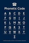 NATO Phonetic Spelling A B C Mini A2 Paper Poster