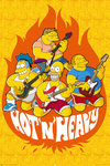 Simpson's - Homer - Hot & Heavy Maxi Paper Poster