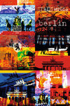 Berlin - Patchwork Collage - Maxi Paper Poster