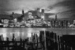 New York - Manhattan - View From Brooklyn - Maxi Paper Poster