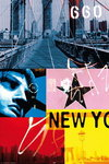 New York - Patchwork  Collage - Maxi Paper Poster