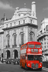 London - Routemaster -  Bus 139 - Maxi Paper Poster