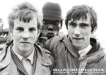 Quadrophenia Spider, Ferdy and Jimmy A1 paper rock poster