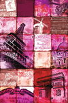 Paris - Patchwork Collage - Maxi Paper Poster