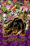 Ed Hardy  - Black Panther - Maxi Paper Poster