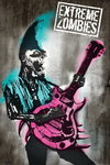 Extreme Zombies - Rocking Guitar - V - Maxi Paper Poster