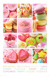 Sweets - Maxi Paper Poster