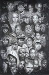 Hip Hop Collage Maxi Paper Poster