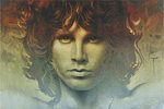The Spirit of Jim Morrison Maxi Paper Poster
