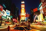 New York, Time Square - Maxi Paper Poster