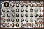Presidents of the United States - Maxi Paper Poster