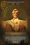 Abraham Lincoln - Maxi Paper Poster