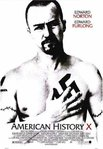 American History X - Vintage Paper Poster