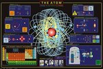 The Atom - Maxi Paper Poster