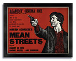 Mean Streets - Framed Print