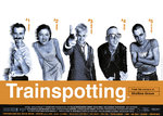Laminated - Trainspotting Cast Maxi Poster