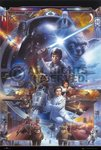 Laminated - Star Wars' - 30th Anniversary - Maxi Poster